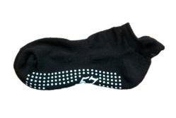 Homens Mulheres trampolim antiderrapagem meias de desporto com algodão (AST-05)