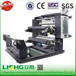2 Machine van de Druk van Rewinder Flexo van de kleur de Grote