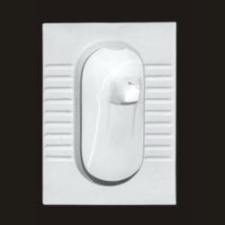 Vaschetta di ceramica accovacciare della stanza da bagno con Trapway (no. 9#S)