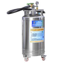액체 질소의 특성 및 적용