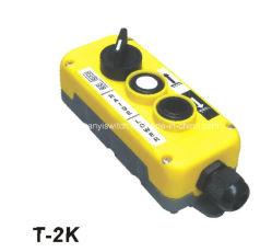 LKW-Endstück-Aufzug-Steuerkasten, LKW-Endstück-Aufzug-Teile, T-2K