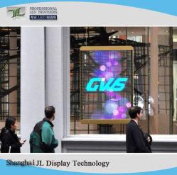 Для поверхностного монтажа внутри прозрачного цвета в полном объеме шторки/Mesh дисплей со светодиодной подсветкой экрана
