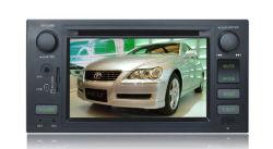 DVD GPS per auto a doppia DIN per Toyota Reiz