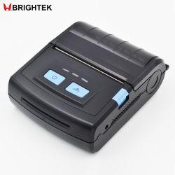 80mm Impressora Térmica de Recibos móvel portátil com acesso WiFi