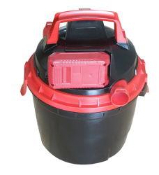 18V 리튬 전원 플라스틱 탱크 습식 건식 물 먼지 진공 청소기 더 깨끗합니다