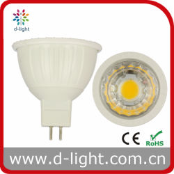 6500k 60 Degree 5W MR16 Spot IC Driver COB LED Bulb