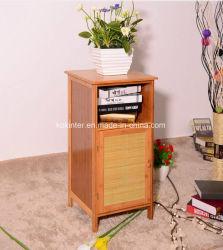 タケ合板のキャビネットまたは収納箱またはタケボックスタケの家具