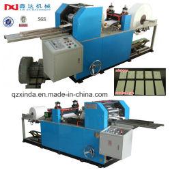 ماكينة تعبئة الأنسجة اليدوية الأوتوماتيكية بالكامل من النوع الصغير