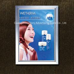 Aluminium-Verschluss-Bildschirmanzeige-Rahmen für Plakat-Rahmen