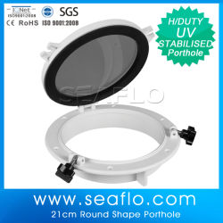 ボート海洋RVのためのガラスABS Seafloの装飾の蒸気口