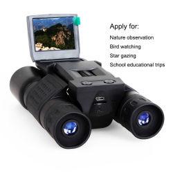 Telescópio Binóculos Digital Video Camera (Câmera de caça