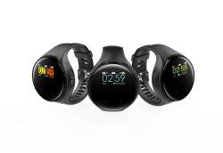 Bluetoothのヘッドホーンの心拍数のモニタのスマートなヘッドセットのリスト・ストラップの長い時間のスタンバイのスポーツの腕時計