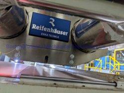 고용량 고품질 2400mm PP 용융 비우븐 소재 면 마스크 재료 섬유 기계용으로 기계 제작