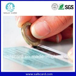 卸し売り電話再充電のカードのスクラッチによって前払いされるカード