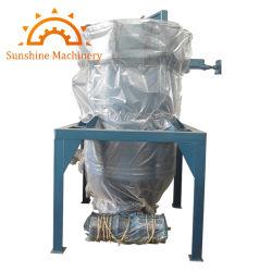 Aceite de girasol, colza prensado en frío la maquinaria del filtro haciendo
