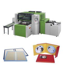 Automatischer Foto-Album-Deckel, der Maschine herstellt