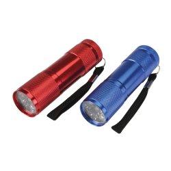 Nuevo LED Linterna Foco ajustable portátil
