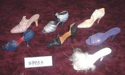 Polyresin Victorian Shoe