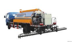 Verdeler van het Asfalt van de Vrachtwagen van de Verdeler van het Grint van het Asfalt van het Bitumen van de vrachtwagen de Synchrone