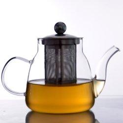 DB8004 600мл/800 мл/1000 мл/1L персонализированные боросиликатного стекла чайник с Infuser