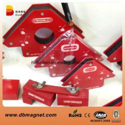 Titular de la soldadura magnético permanente para el taller