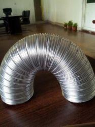 Semi-Rigid gaine souple en aluminium pour les systèmes de CVC & Pièces