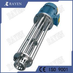 Industrielles SUS304 Sanintary Vakuumemulgierenmischer-hoher Schermischer-Homogenisierer-Mischer