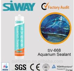 Het Dichtingsproduct van het Silicone van Acetoxy van het Aquarium van de Assemblage van de Tank van vissen