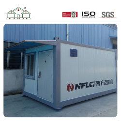 Fácil transporte e instalação de fábrica de Embalagem Plana Casa Móvel fornecimento directo contentor House