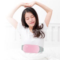 Usb-wärmen nachladbare Infrarotgebärmutter-Massage-Damen Gebärmutter-Riemen