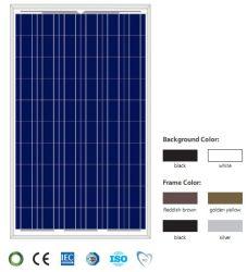 schwarze monokristalline Solarbaugruppe 240W für Pakistan-Markt