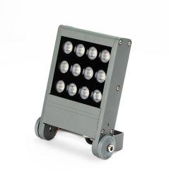 12W 1320lmの高く軽い効率LEDの洪水ライトa
