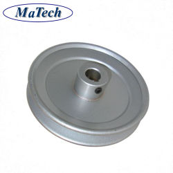 صنع وفقا لطلب الزّبون [هيغقوليتي] فولاذ قالب جبس معدن عجلة [دي كستينغ] معدن