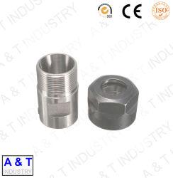OEM Delen van de Cilinder van de Cilinder van de Zuiger van de Cilinder van de Lucht van het Aluminium de Pneumatische Hydraulische
