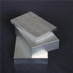 Perfil de alumínio extrudido OEM personalizados por Extrusão Flat Placa Fina/folha/Haste/Bar