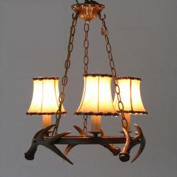 Арт-Деко Antler висящих люстра лампа для домашнего освещения чулан (WH-AC-25)