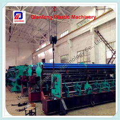Red de pesca que hace la máquina Fabricante de telar tejido