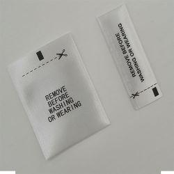 أطلس وشاح [رفيد] بطاقة لأنّ لباس داخليّ يخيط عناية علامة مميّزة