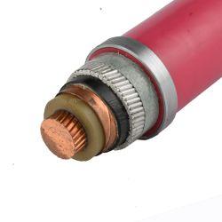 Mittlere Spannung, Niederspannungs-Kupfer-Aluminiumleiter, XLPE/PVC isolierte Kabel, gepanzertes Energien-Kabel, Kabel. Elektrisches kabel