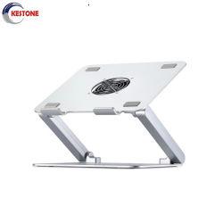 Métal stand portable Tablet PC titulaire Socle pour ordinateur portable en aluminium