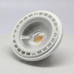 AC/DC12V AC85-265V 7W G53 GU10 ПОЧАТКОВ AR111 GU10 LED с алюминиевым корпусом