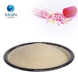 Halal Pharmaceutical Grade Gelatin für die Herstellung von harten Kapseln