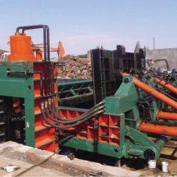 공장 직접 판매 프로페셔널 공급자 유압 스크랩 금속 발러 전단기 철 폐기용 기계
