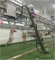 Halal/Kosher Automatische verwerking van schapen slachtafval Abattoir