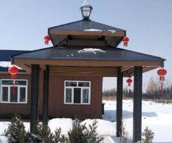 Высокая Resistence влаги и термитов Rotproof WPC Pavilion (HK-XM18P2)
