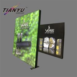 Tianyu 전시에서 LED 액자 빛과 일치하는 색깔