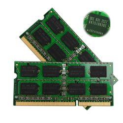 RAM 4GB Memoria di memoria DDR3 del taccuino del computer portatile di prezzi di fabbrica
