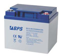 12V 40ahのゲルVRLA電池