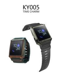 Retro Smart Watch Ky005 Bluetooth Smart Armband Pedometer Sport Band Monitor Wearable Geräte Uhr Smart Uhr für Mann Frauen