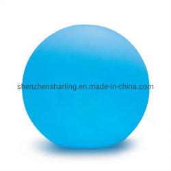 125cm de gran bola de plástico de la luz de LED iluminado, Bola de LED de luz de bola flotante